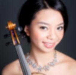 Sirena Huang, violin