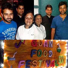 PR for Food Festival