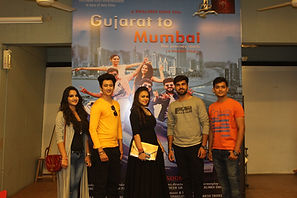 Gujarati film Gujarat to Mumbai Promotions across Gujarat