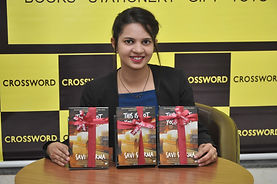 This is Not your Story book launch with Savi Sharma