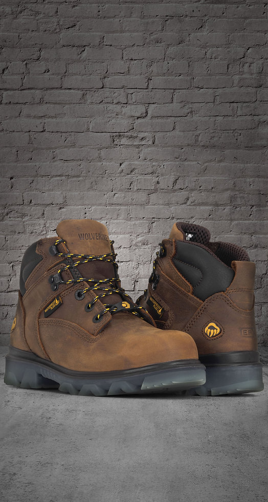 WOLVERINE I-90 EPX women's composite toe work boot