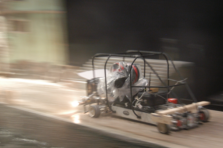 LXG Camera car