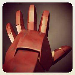 Ironman 2 - Gauntlets