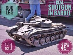 Coranado Tank