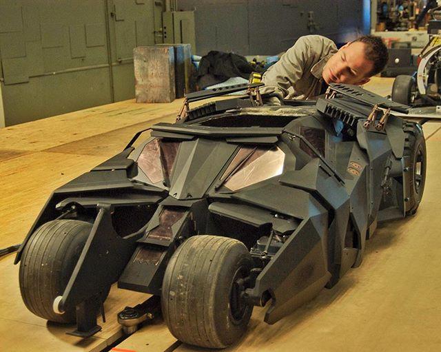 "Dark Knight ""Tumbler"""