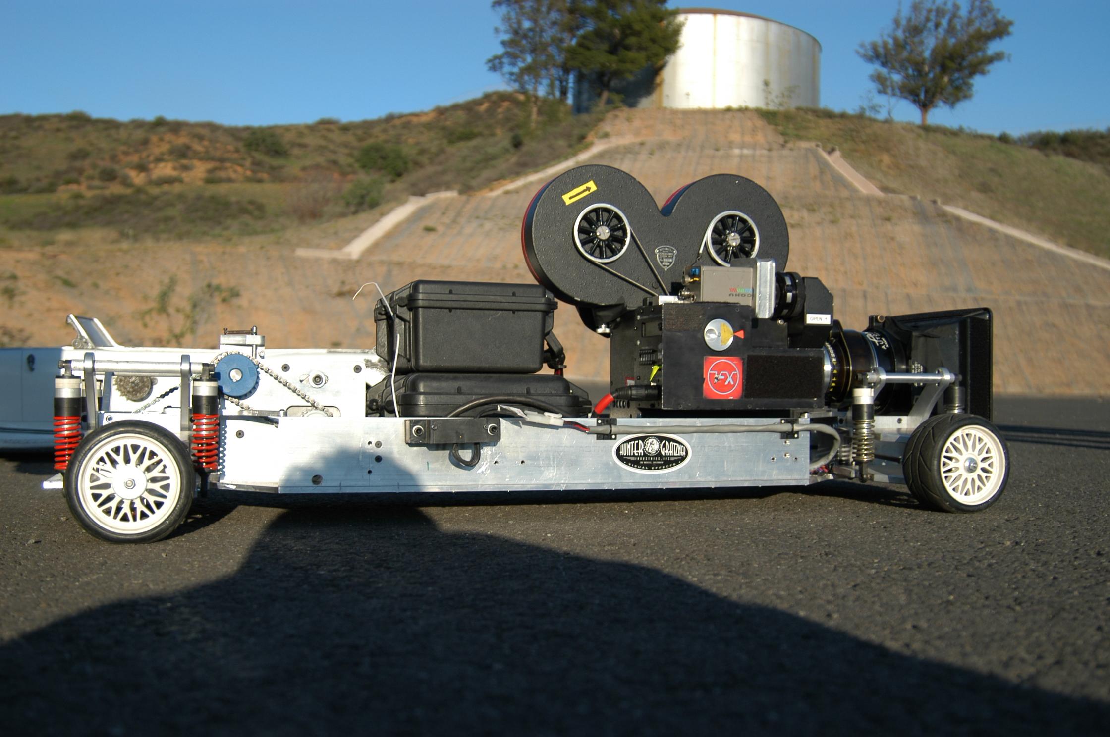 LXG Camera Car side
