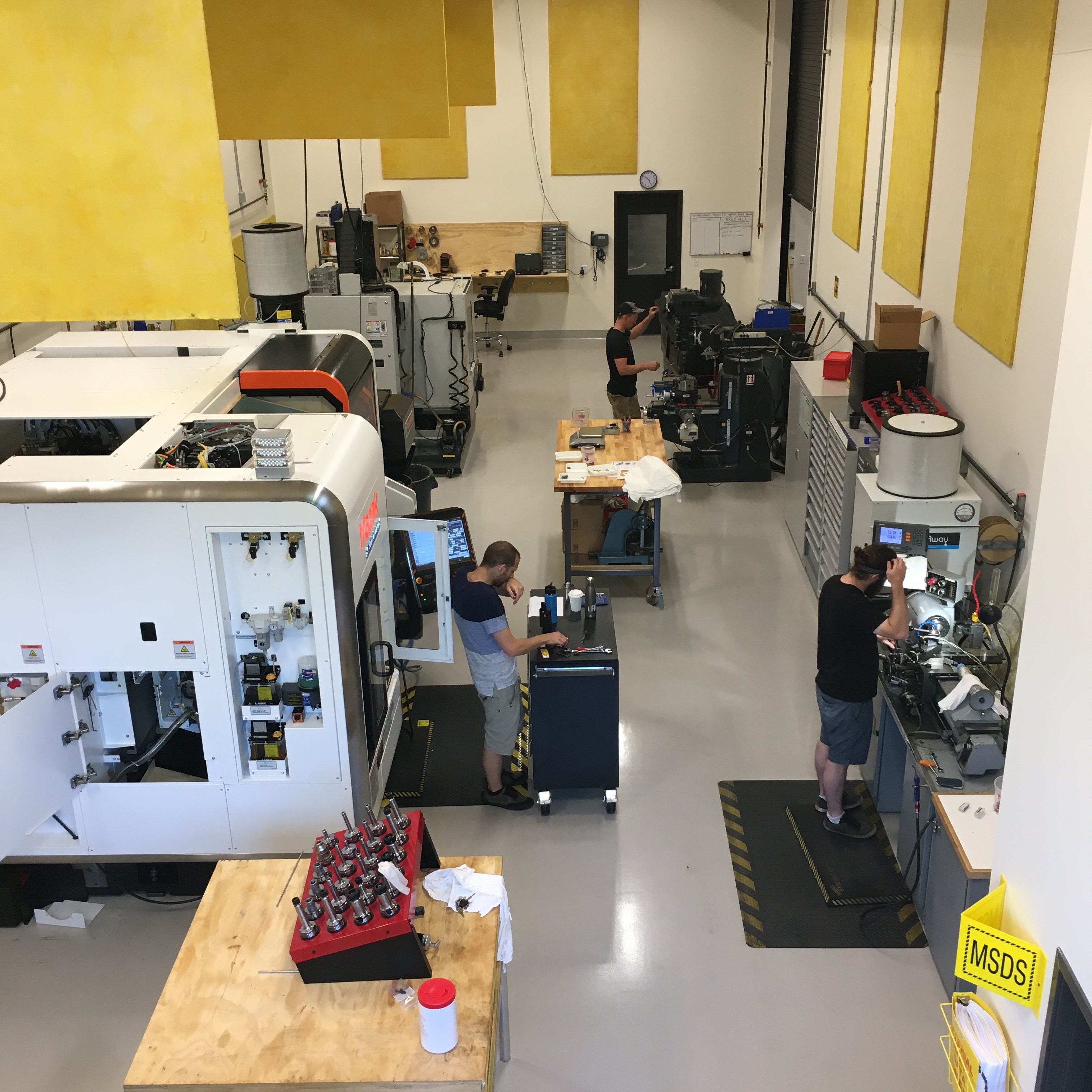 Laika Mechanical Fabrication