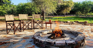 South African Hunting Camps