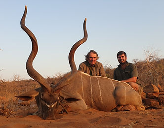 Plains Game Hunt; Africa; South Africa; Discounted Kudu Hunt; Southern Greater Kudu