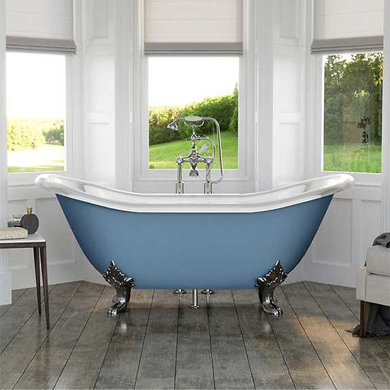 Lindley Cast Iron Bath | Hurlingham
