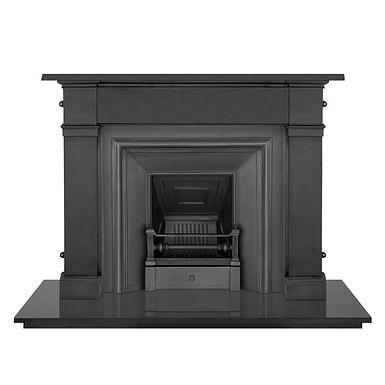 Royal Cast Iron Fireplace Insert | Carron