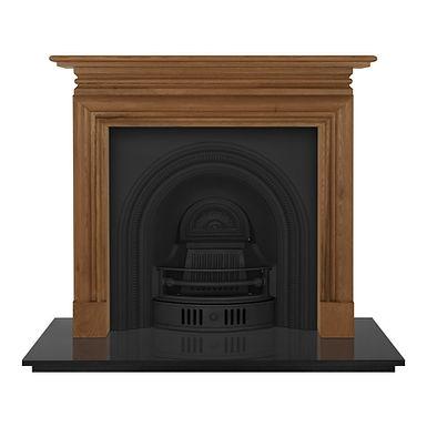 Collingham Cast Iron Fireplace Insert | Carron