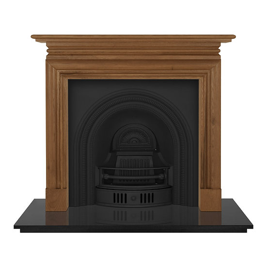 Collingham Cast Iron Fireplace Insert | Carron