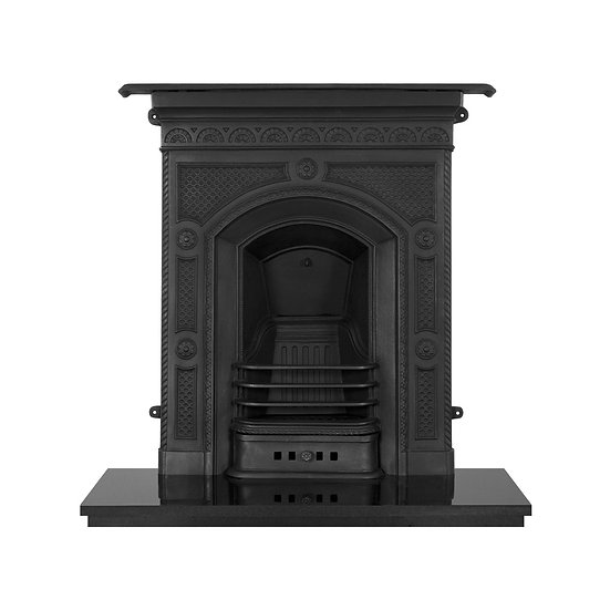 Hawthorne Cast Iron Combination Fireplace | Carron