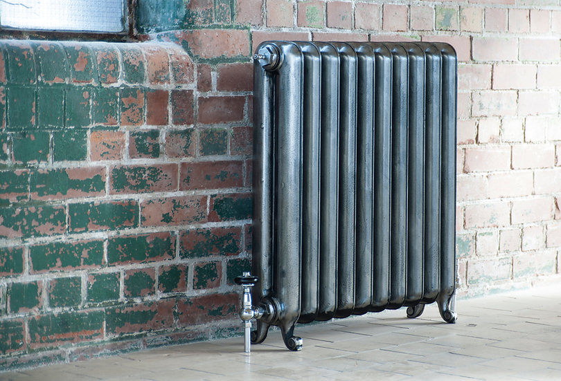 Arroll The Duchess cast iron radiator from foundry cast iron
