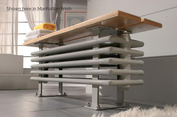 Multisec Bench Radiator   Foundry
