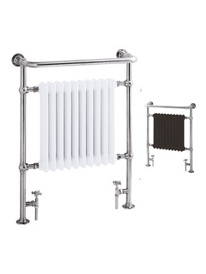 Clifton Steel Towel Rail | Heritage