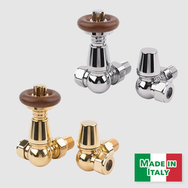 Kentwell Thermostatic Valve Set | Corner | MHS