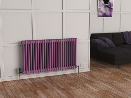 Multisec Bespoke Steel 2 Column Radiator | Foundry | Request a Quote:
