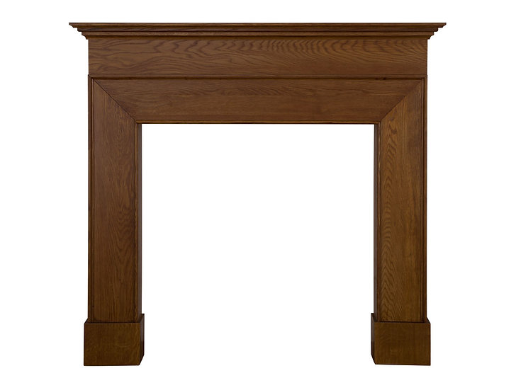 Nostell Wooden Fireplace Surround | Carron