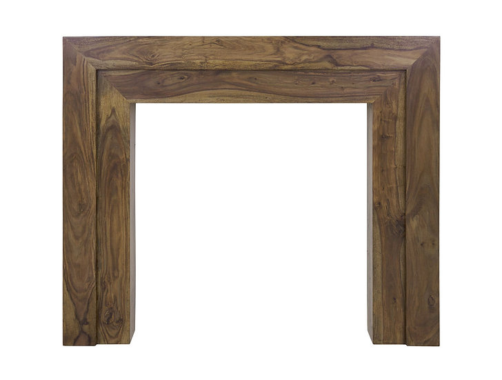 Vermont Wooden Fireplace Surround | Carron
