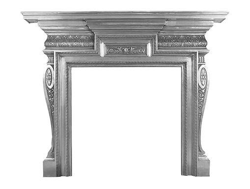 Knightsbridge Cast Iron Fireplace Surround | Carron