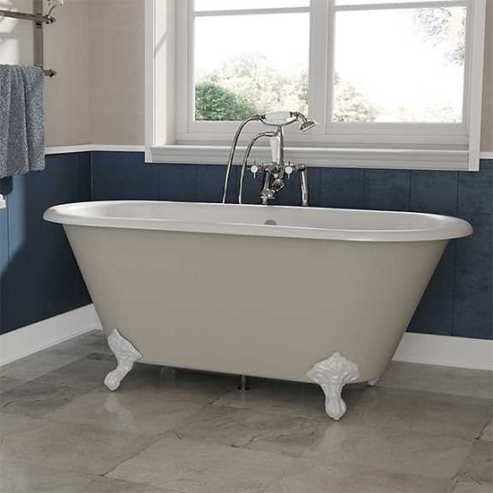 Dryden Cast Iron Bath | Hurlingham