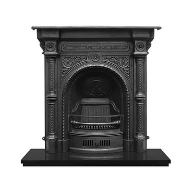 Tweed Cast Iron Combination Fireplace | Carron