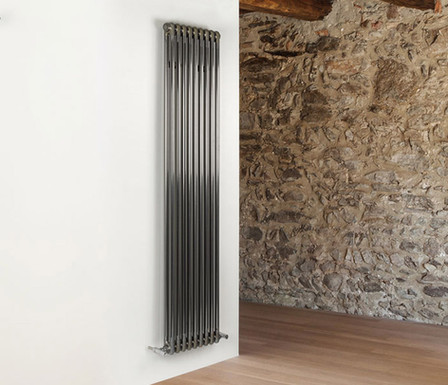 Multisec Steel 2 Column Stocked Radiator | Raw | Foundry