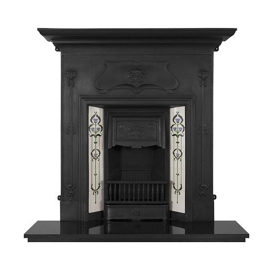 Verona Cast Iron Combination Fireplace | Carron