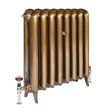 The Neptune 2 Column 720mm Cast Iron Radiator | Castrads