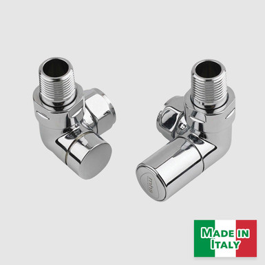 Radius Manual Valve Set | Corner | MHS