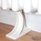 Column Radiator Foot in White
