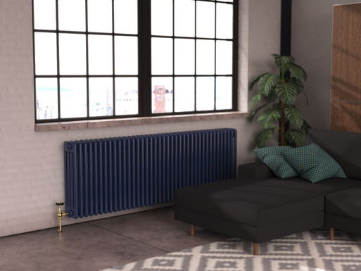 Multisec Bespoke Steel 4 Column Radiator | Foundry | Request a Quote:
