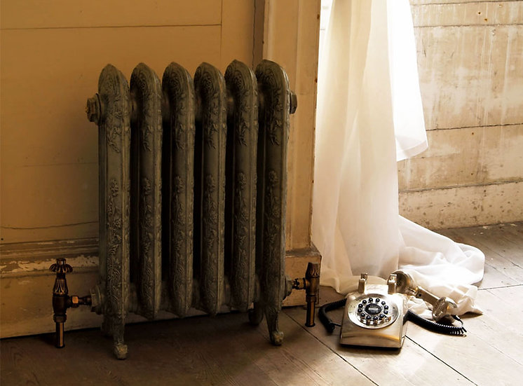 The Daisy Cast Iron Radiators | Carron | Foundry Cast Iron