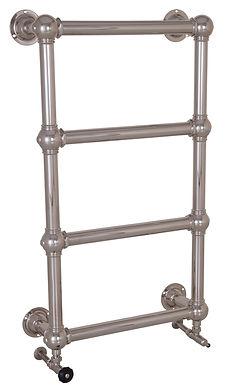 Colossus Steel 4 Bar Wall Mounted Towel Rail - 600mm x 1000mm | Carron