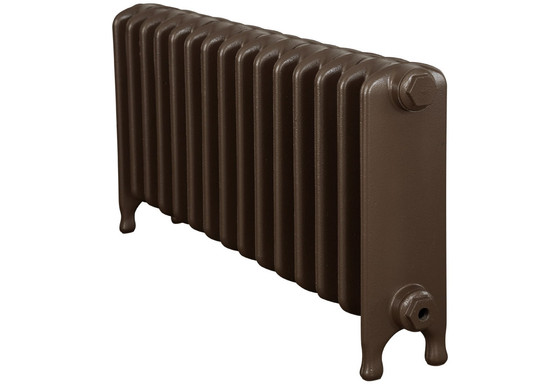 Eton 480mm, 1 Column, 15 Sections | Hammered Bronze | Carron