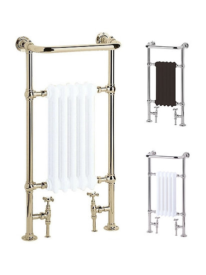 Baby Clifton Steel Towel Rail | Heritage