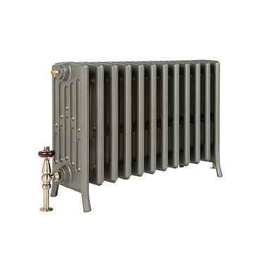 The Grace 6 Column 485mm Cast Iron Radiator | Castrads