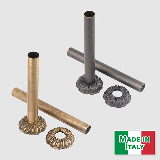 160mm Decorative Pipe Shrouds | MHS