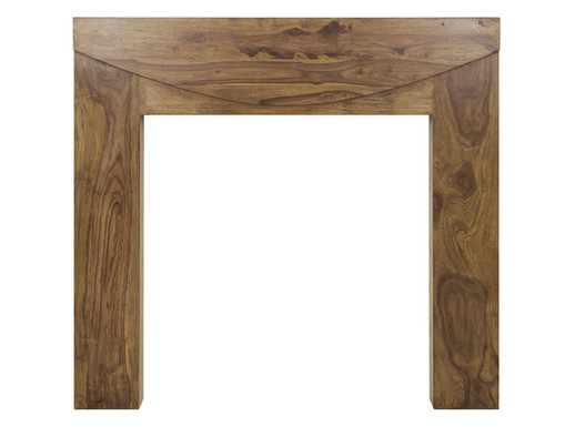 New Hampshire Wooden Fireplace Surround | Carron