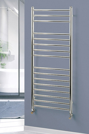 Belsize Stainless Steel Towel Rail | Foundry