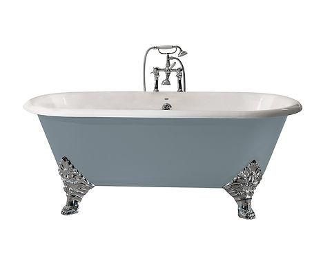Grand Buckingham Cast Iron Bath   Heritage