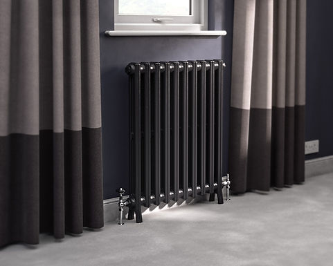 The Steyning 2 Column Cast Iron Radiator | Foundry