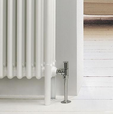 Slip-On Column Radiator Foot | Foundry