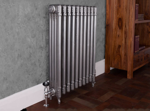 The Deco Cast Iron Radiator | Carron