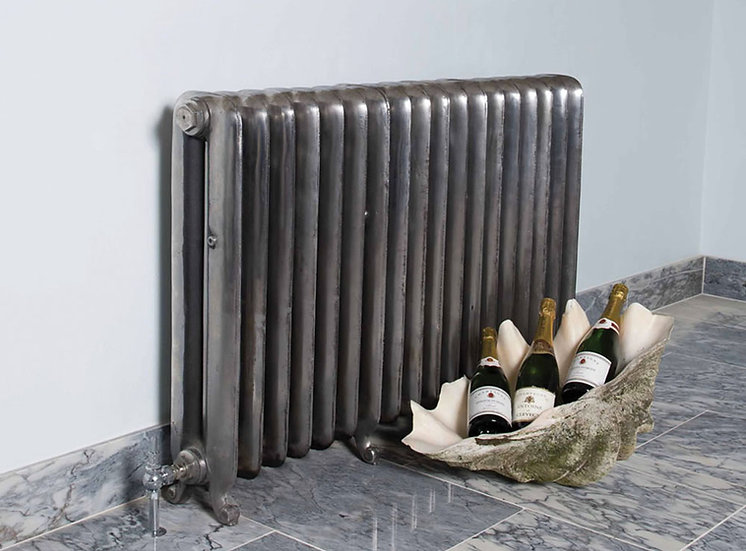 The Duchess 2 Column Cast Iron Radiator | Carron | Foundry Cast Iron