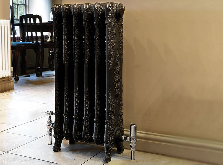 The Verona Cast Iron Radiator | Carron | Foundry Cast Iron