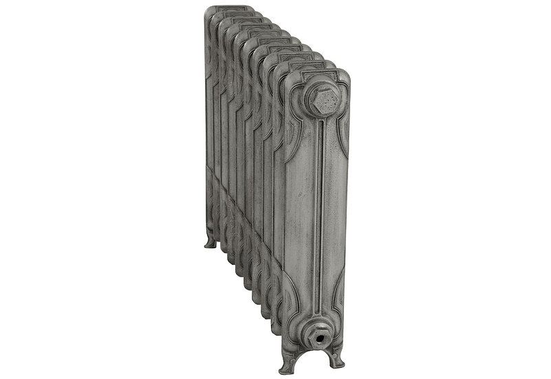 Liberty 645mm, 1 Column, 10 Sections | Vintage Silver | Carron