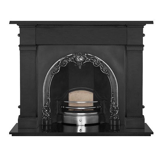 Cherub Cast Iron Fireplace Insert | Carron